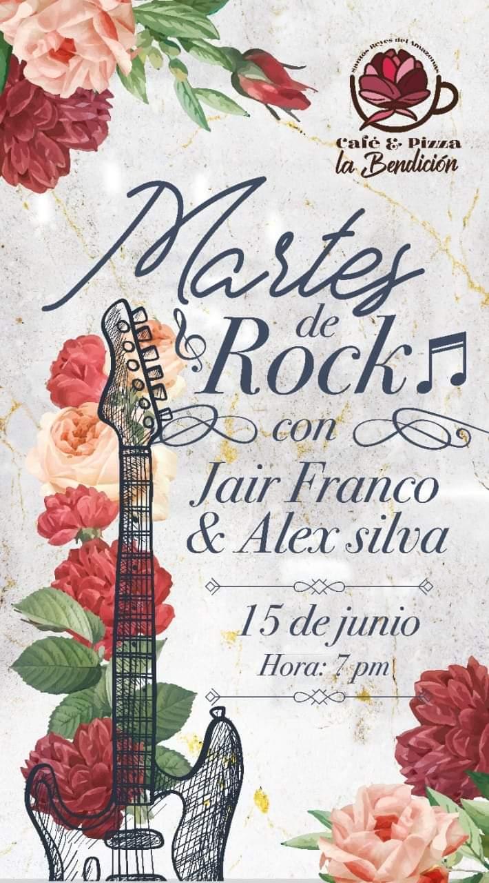 Rock con Jair Franco & Alex Silva