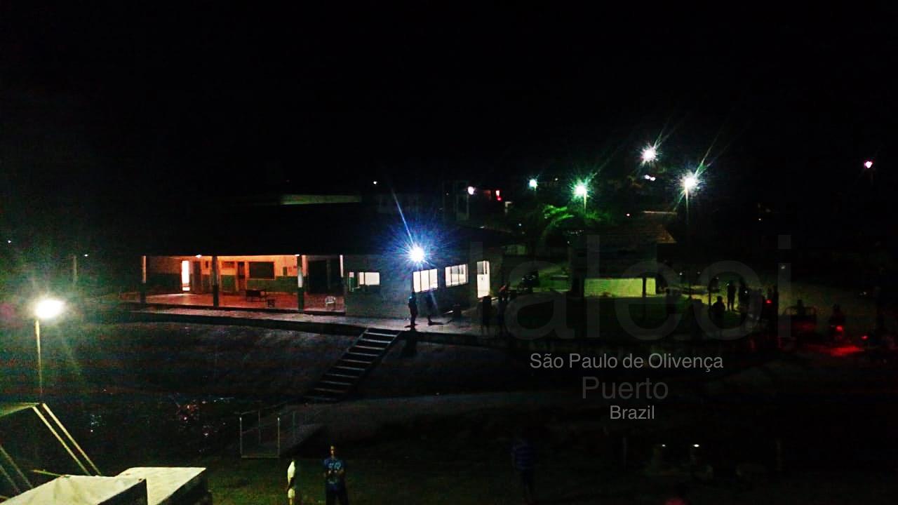Porto de Sao Paulo de Olivenca