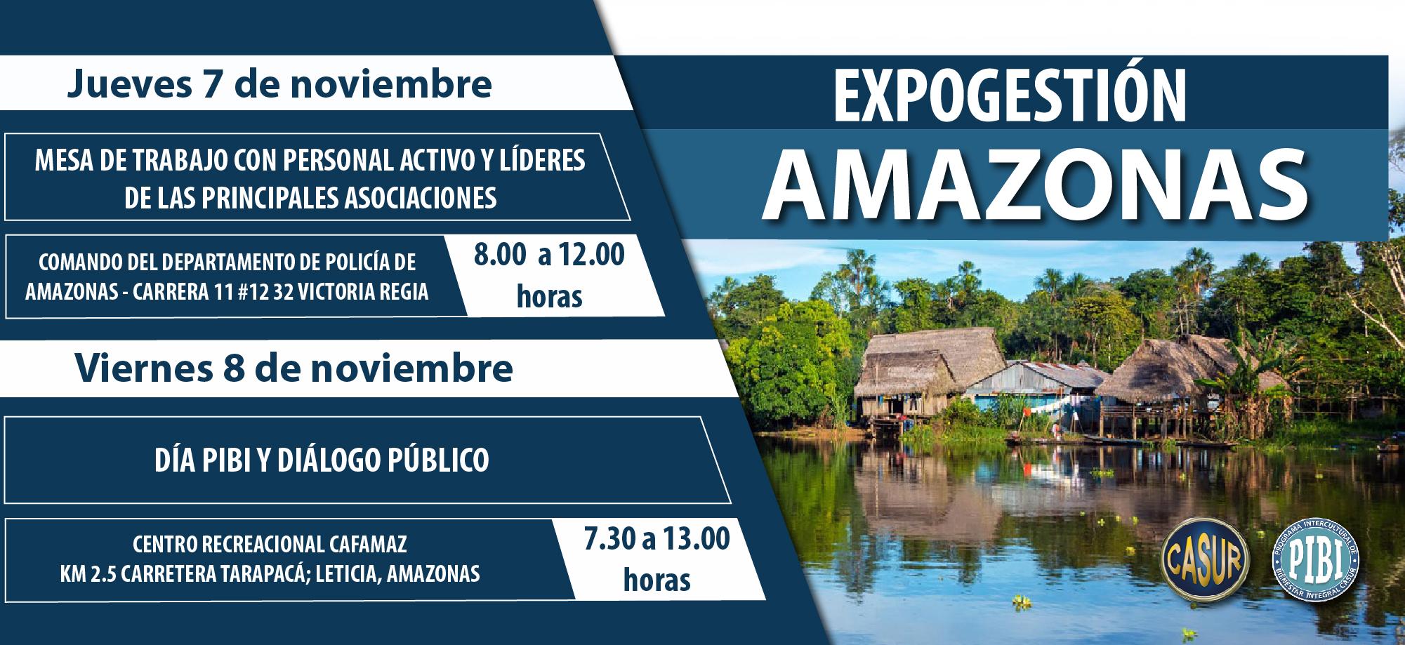 image for Expogestión Casur Amazonas