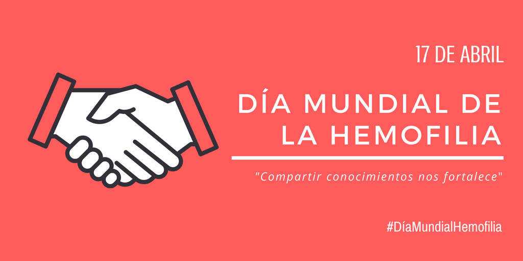 image for Día Mundial de la Hemofilia