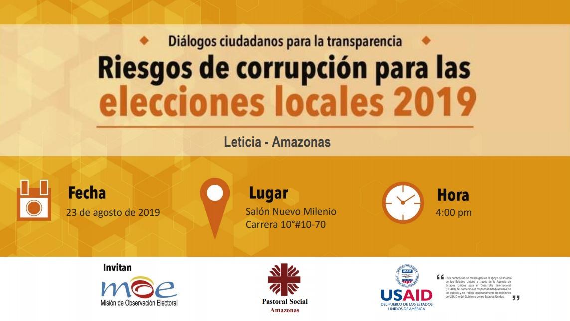 image for Dialogos Ciudadanos para la Transparencia