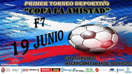 image for Inaguracion del Campeonato Deportivo-Copa la Amistad