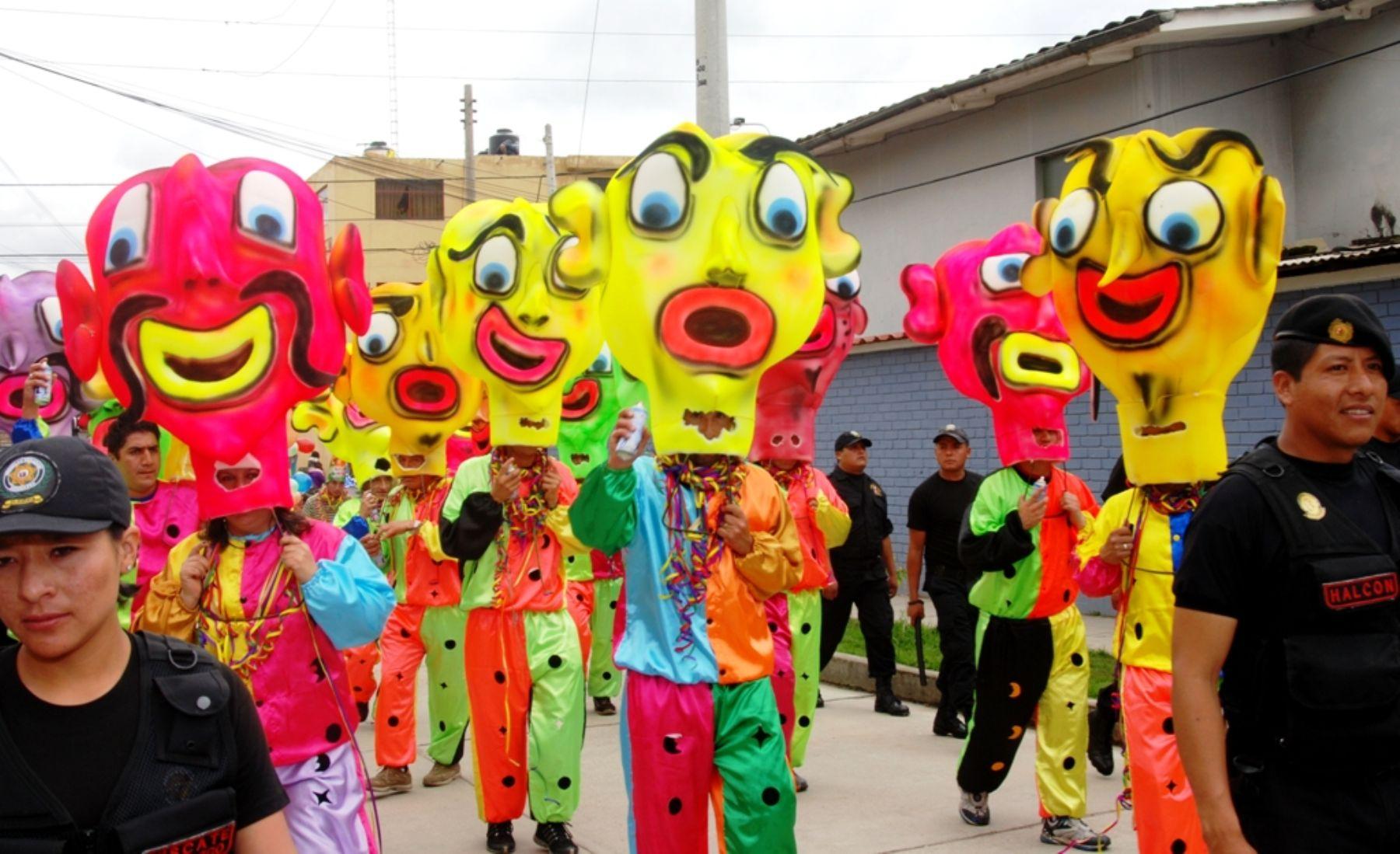 image for Danza de los cabezones