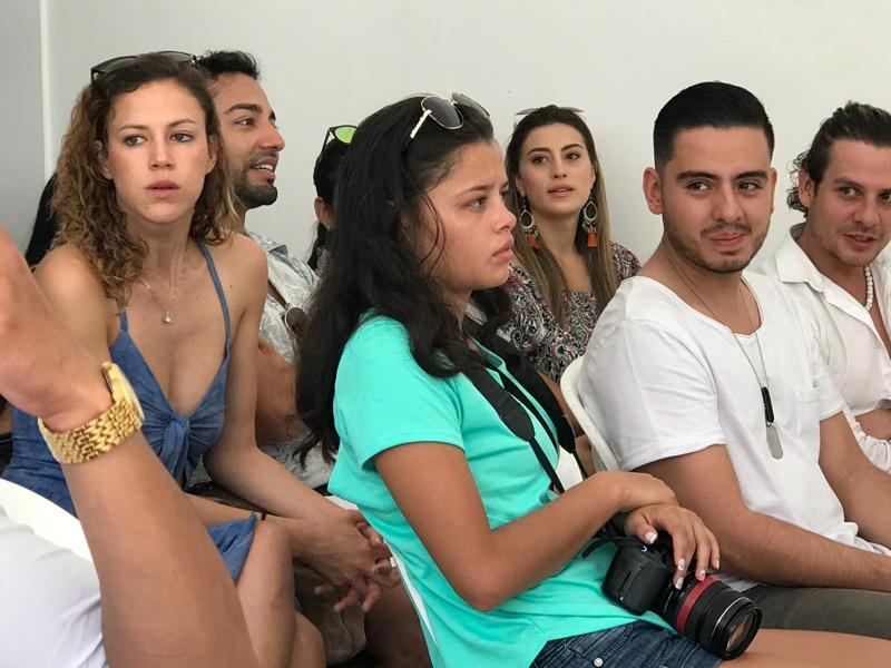 Rueda de prensa Amazonas Fashion Week