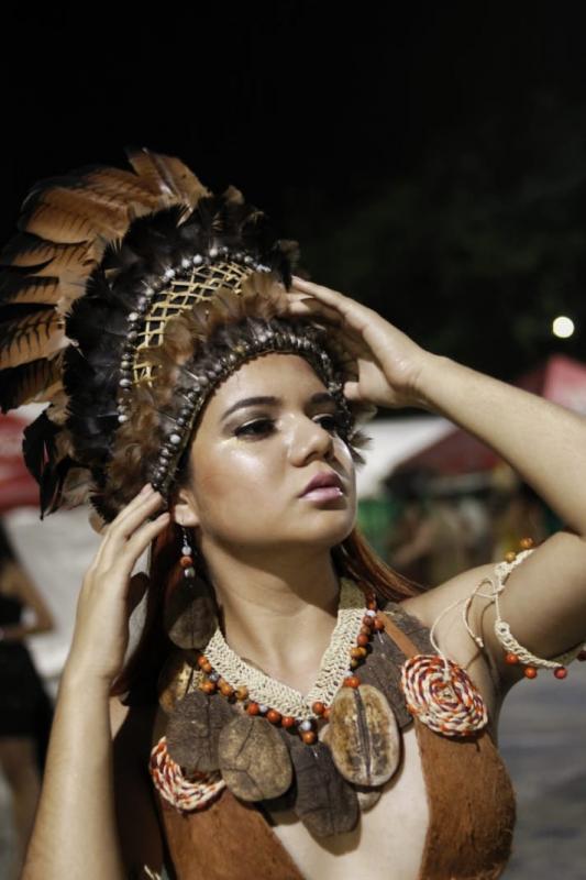 Modelos   Amazonas Fashion Week 2019