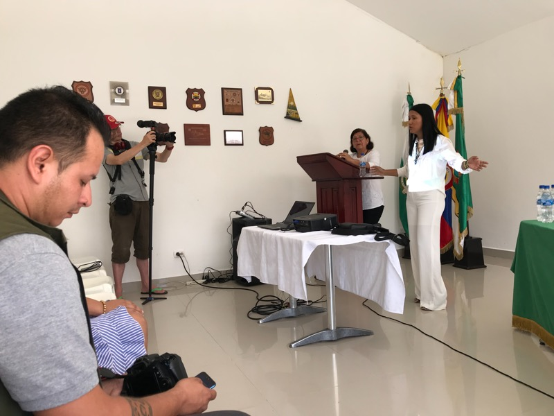 Rueda de prensa previo al evento Amazonas Fashion Week