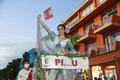 Festival Internacional de la confraternidad Amazónica