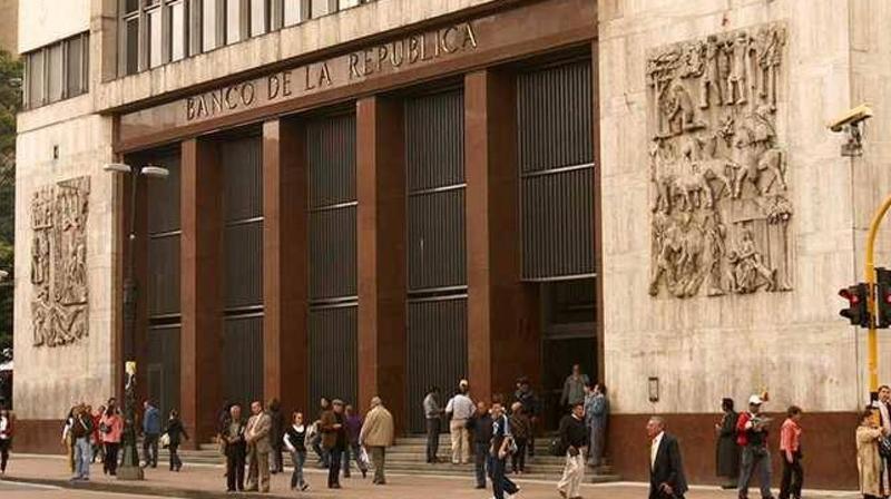 Banco de la República redujo su tasa de interés en un cuarto de punto porcentual