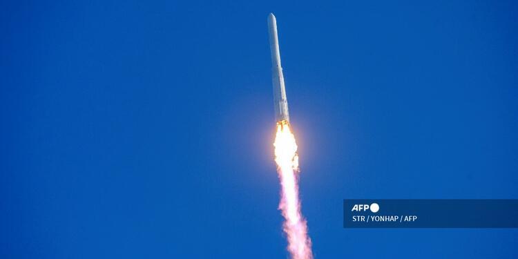 image for Corea del Sur lanza cohete espacial propio pero la misión fracasa