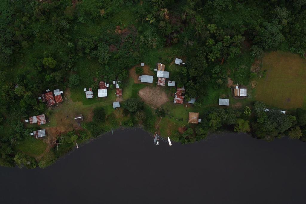 image for Lagos de Tarapoto ejemplo de restauración ecológica