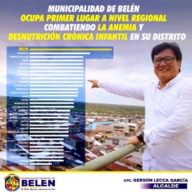 image for Belén ocupa primer lugar en temas de infancia