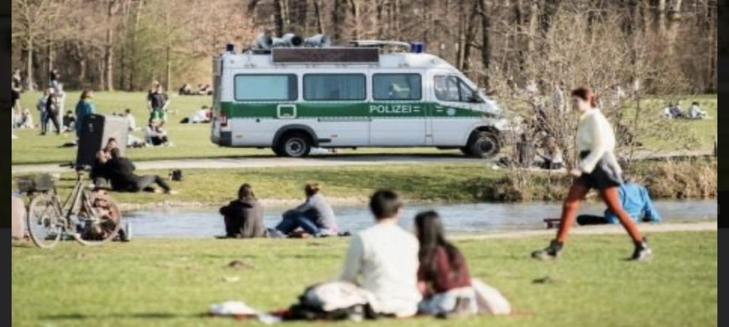 image for Alemania prohíbe reunión de más de dos personas | Coronavírus
