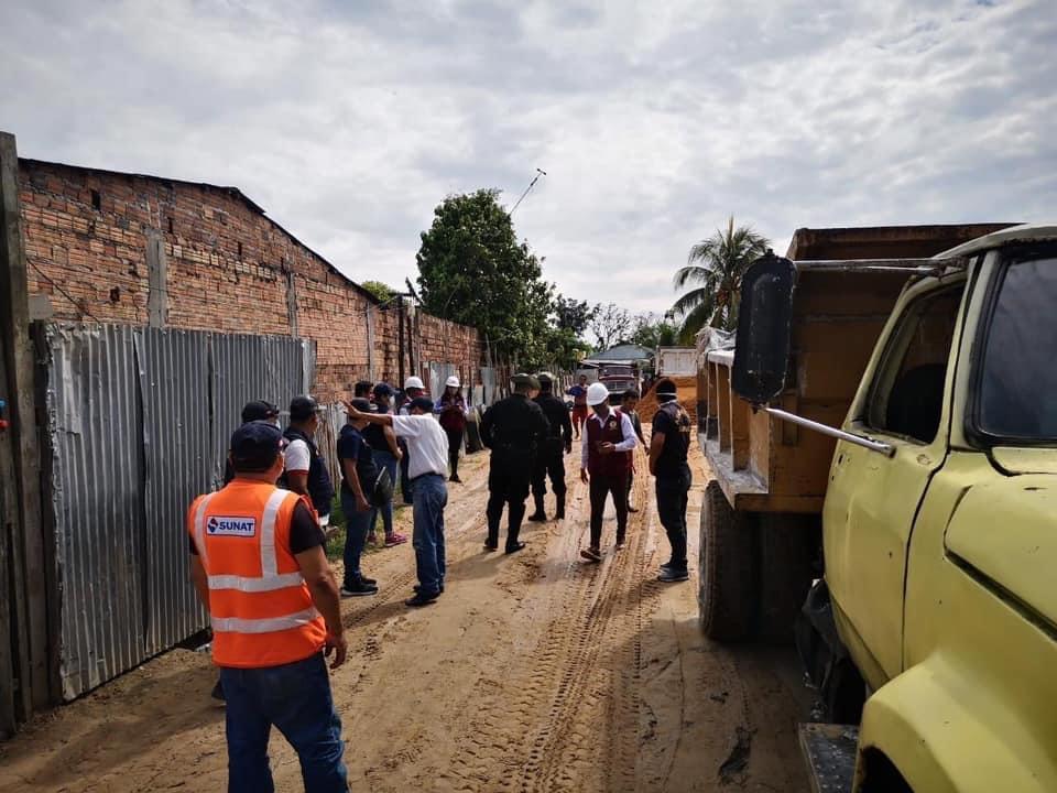 image for FEMA realiza operativo contra la minería ilegal no metálica