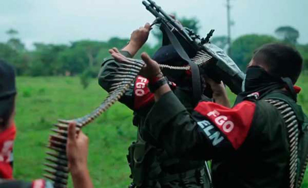 image for Desmantelada banda que al parecer sumitraba armamento al ELN