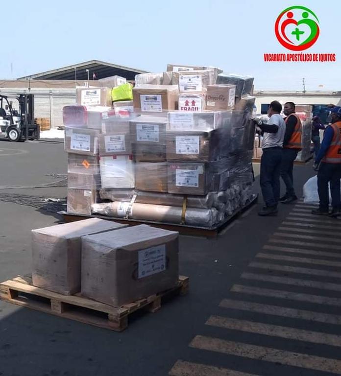 image for Iquitos recibe 40 concentradores de oxígeno