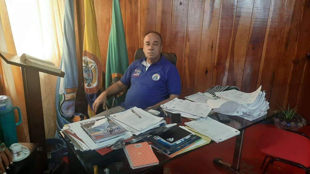 image for Fiscalía General  judicializó al alcalde de Puerto Nariño