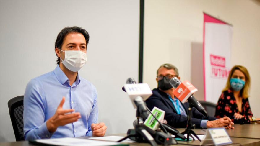 image for Medellín recibió 50 ventiladores de los 186 que llegarán a la ciudad