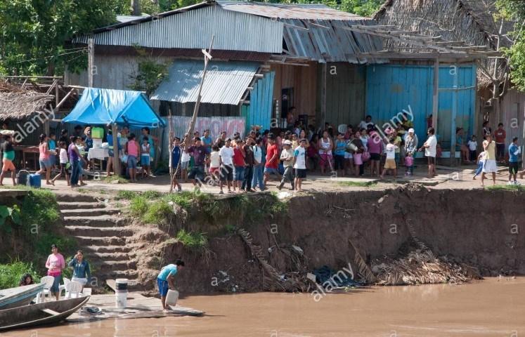 image for 70 por ciento de contagiados en Urarinas