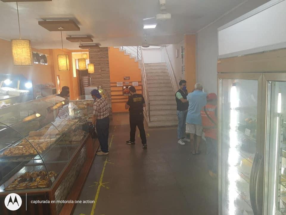 image for Clausuran panadería Tivoli Sac por insalubre y no respetar protocolos