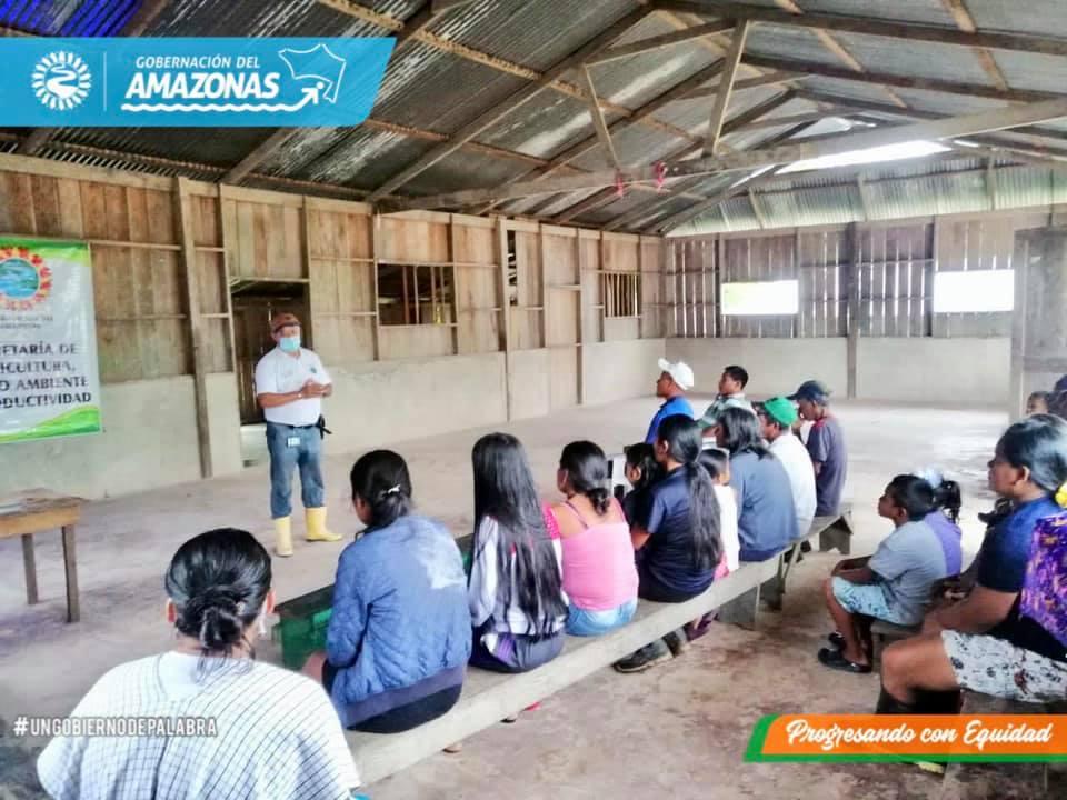 image for Capacitaciones a grupo asociativo en temas de Convocatorias
