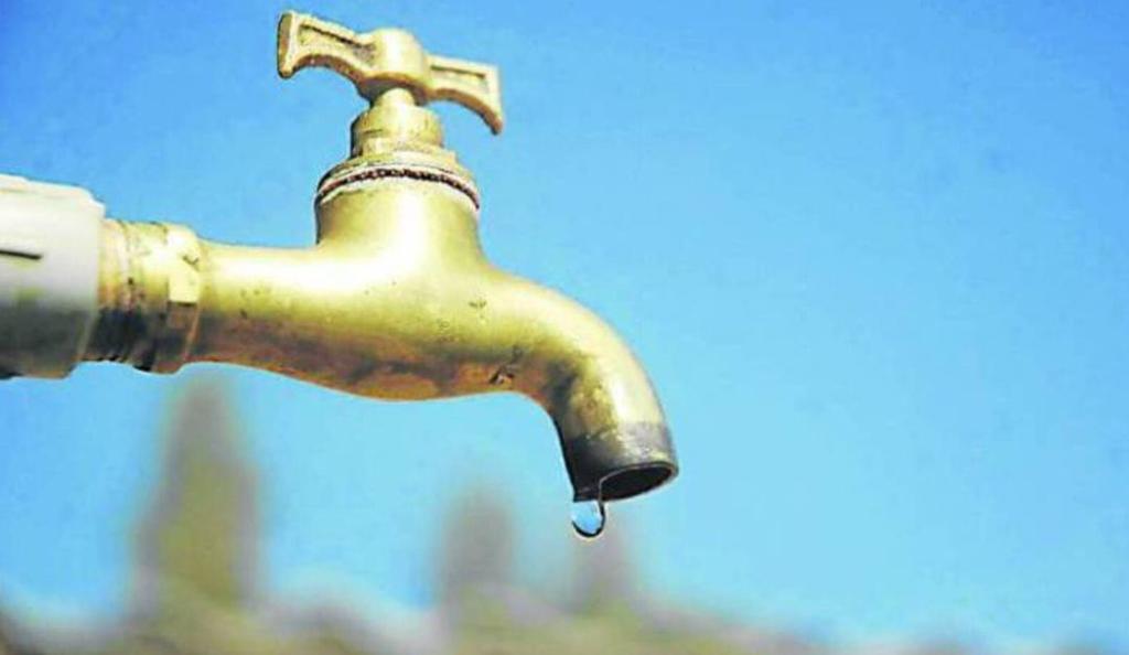 image for Suspensión del servicio de agua para el día 12 de junio