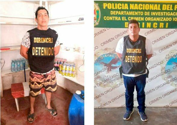 image for Desarticulan banda criminal -Los Facinerosos de Nauta
