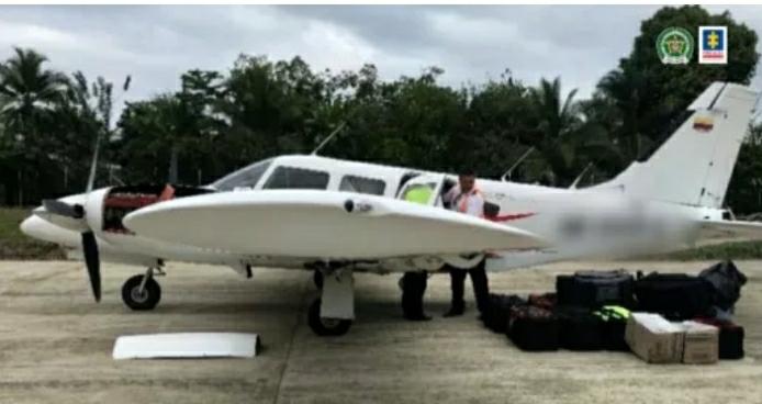 image for Red aeronáutica para el envío de drogas a Centroamérica y Estados Unidos