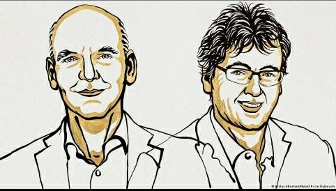 image for Alemán y estadounidense ganan Premio Nobel de Química