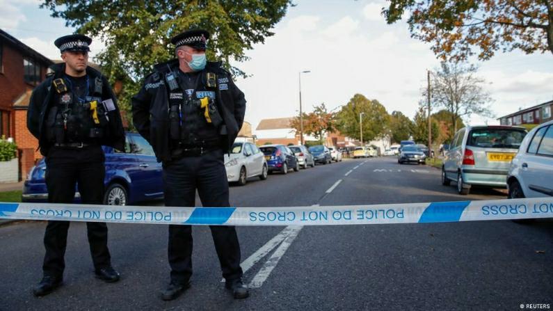 image for British police identify suspect in killing MP