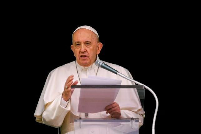 image for Papa condena los ataques en Noruega