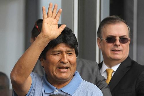 image for Fiscalía boliviana emitió orden de detención contra Evo Morales