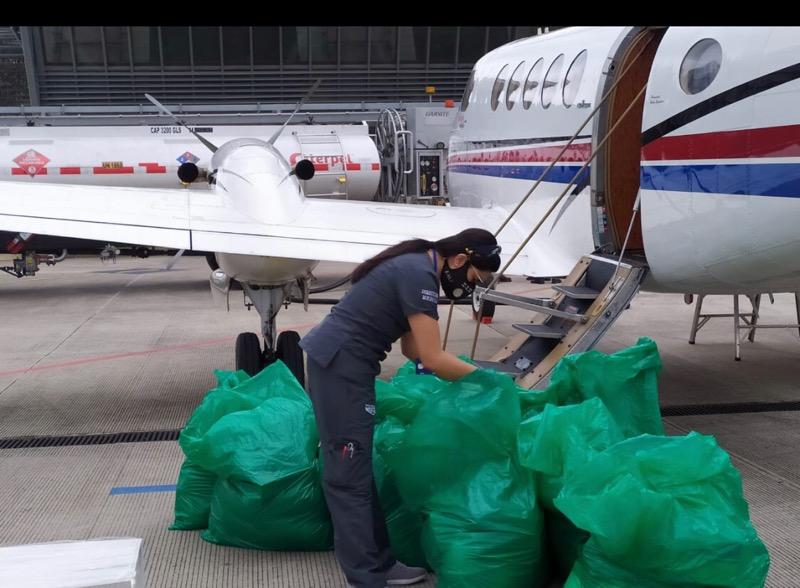image for Amazonas recibe kits de protección y cabinas de entubación