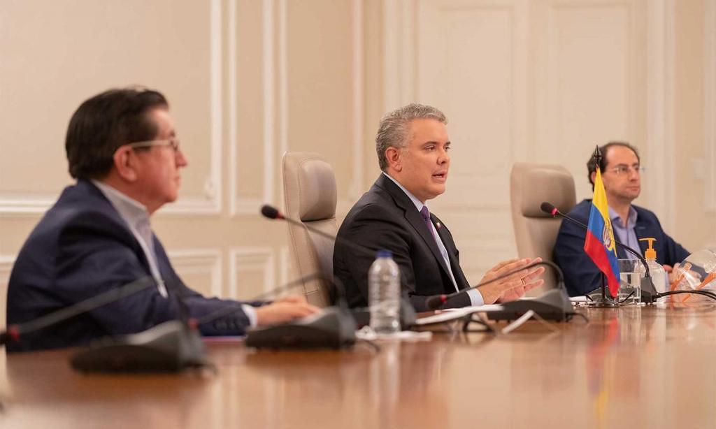 image for Presidente expidió decreto que da luz verde a la ampliación de la cuarentena