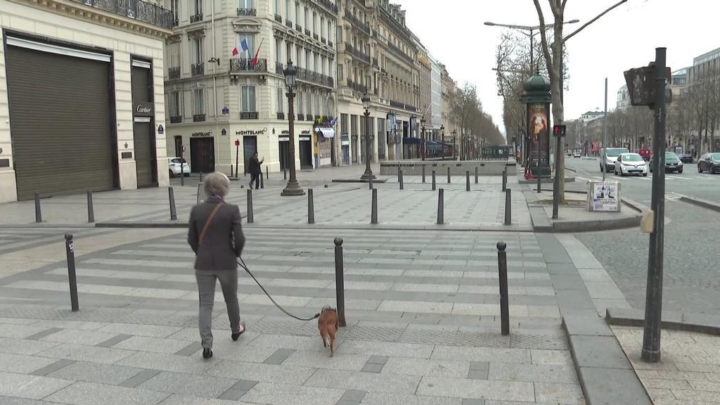 image for Francia empieza a recuperar su libertad tras el confinamiento