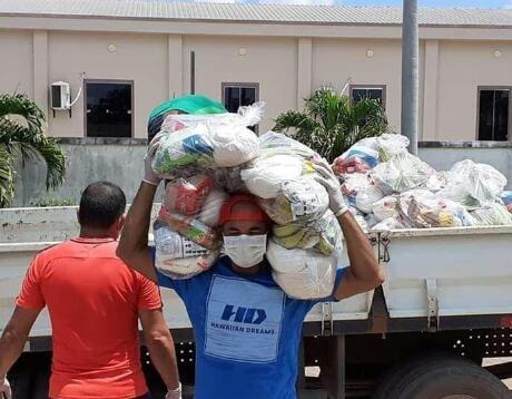 image for Prefeitura entrega merenda escolar á famílias de Nova Olinda