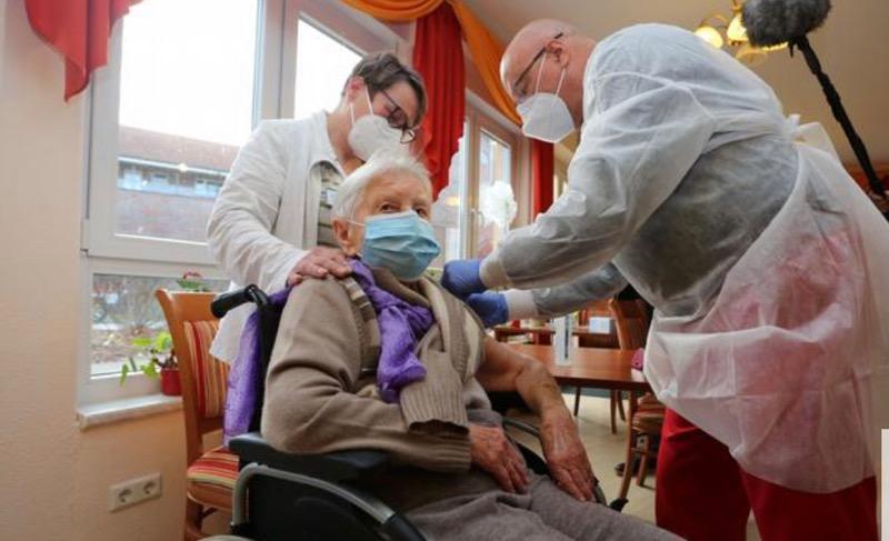 image for Europa inicia campaña de vacunación contra el COVID-19