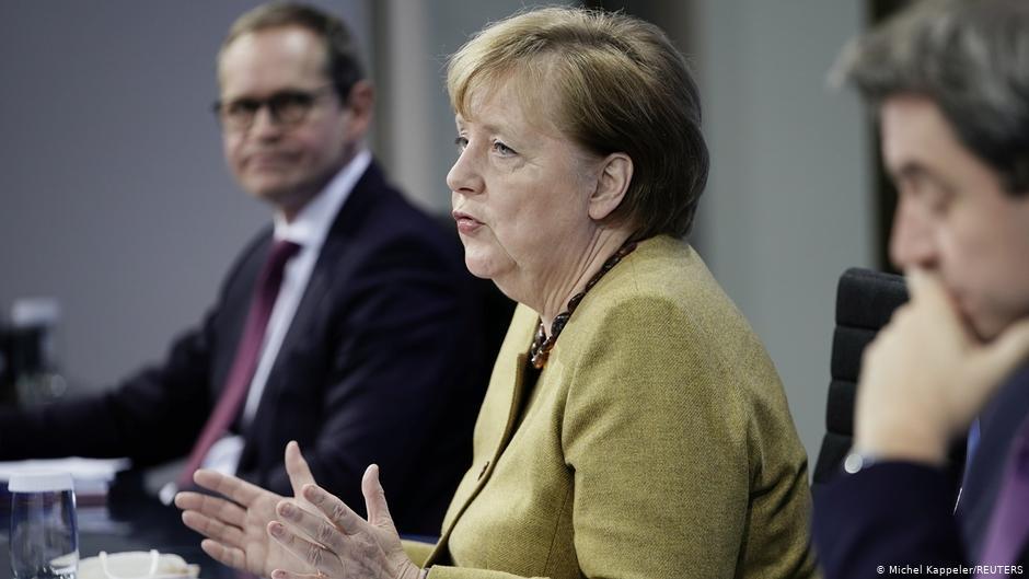 image for Alemania extiende y endurece el confinamiento   Coronavirus