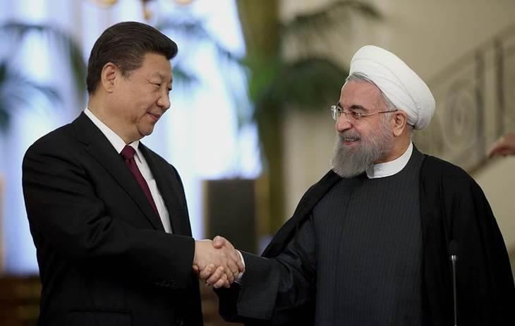 image for Estratégico acuerdo de cooperación entre Irán y China