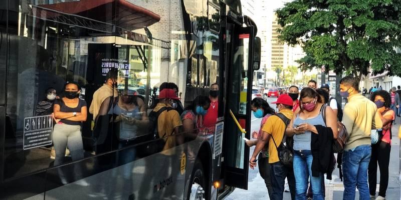 image for São Paulo perde passageiros com pandemia e vai elevar subsídio