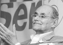 image for Horacio Serpa fallecé hoy a la edad de 77 años