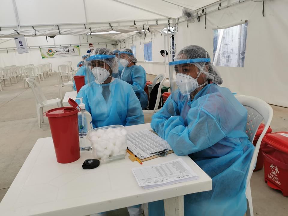 image for Inicia el Plan de vacunación en el Amazonas