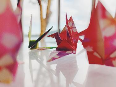 image for Impulsan el arte del origami en papel reciclado