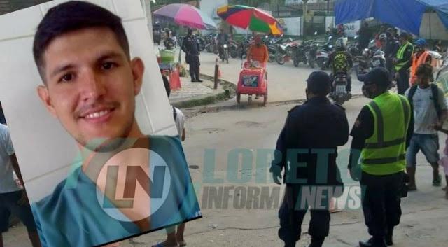 image for Odontólogo peruano é ferido à bala, está entre a vida e a morte