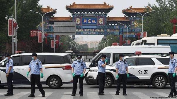 image for China desmanteló una red de vacunas falsas contra la COVID-19