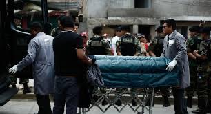 image for Explosión en Villa El Salvado deja ya 25 los muertos