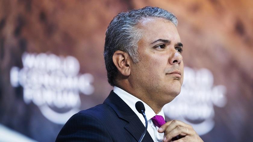 image for Iván Duque negó que haya recibido aportes de presunto narco