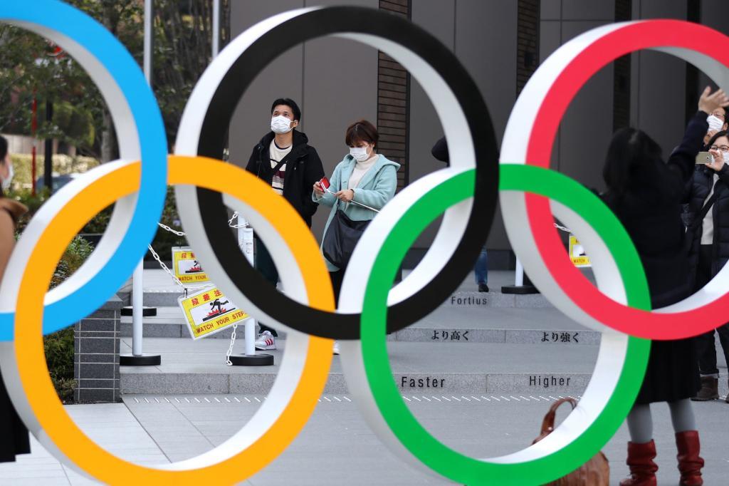 image for JJOO de Tokio se posponen hasta 2021