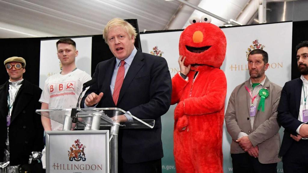 image for Johnson celebra victoria como primer ministro