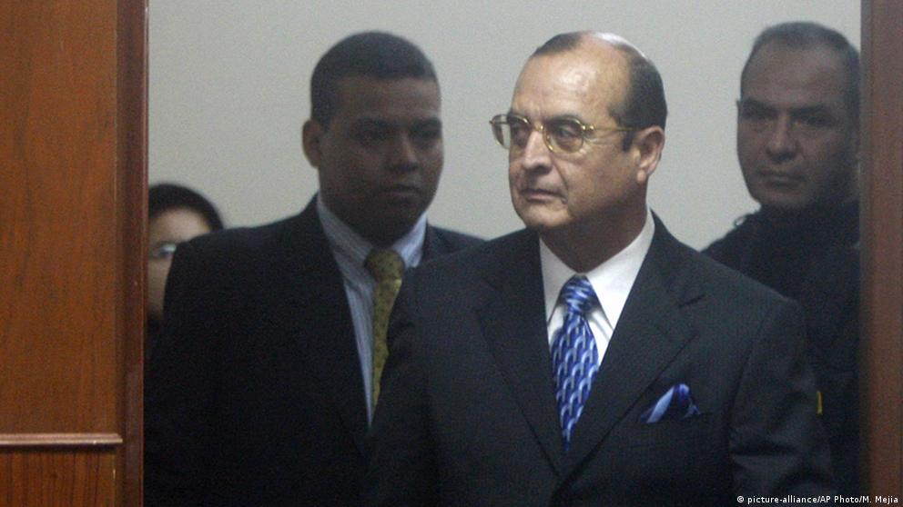 image for Montesinos will be changed jail after attempted bribery