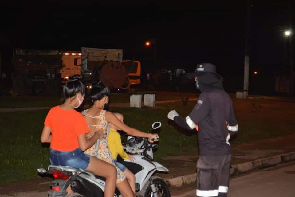 image for Operaçao use máscara | Prefeitura Municipa - Nova Olinda do Norte